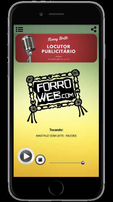APP - FORRÓ WEB